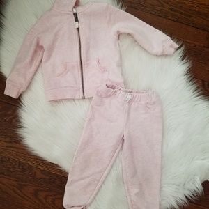 Natalie Pink Two Piece
